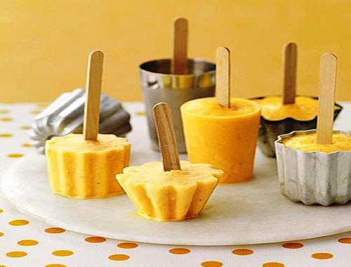 Как приготовить домашнее диетическое мороженое для худеющих - рецепт с фото