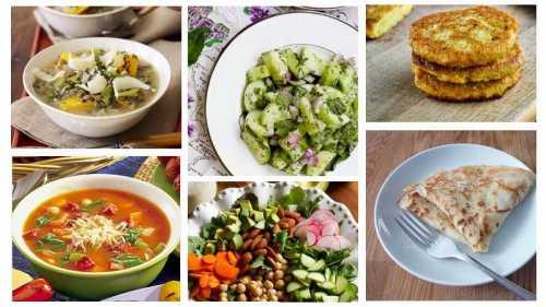 Рецепты постных супов на каждый день, секреты