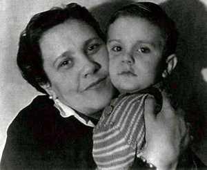 Наталья Кончаловская Внучка Сурикова, мать Михалкова