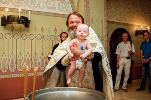 Кто может быть крестными: правила и ответы