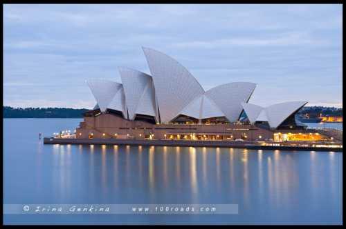 Сиднейская опера, Sydney Opera House