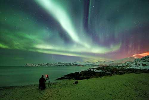 3 страны, где можно посмотреть северное сияние