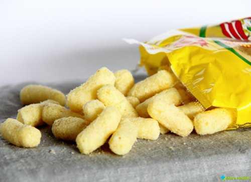 Польза кукурузных палочек, возможный вред, кому