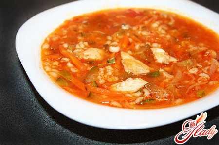 Начинаем делать суп с приготовления бульона